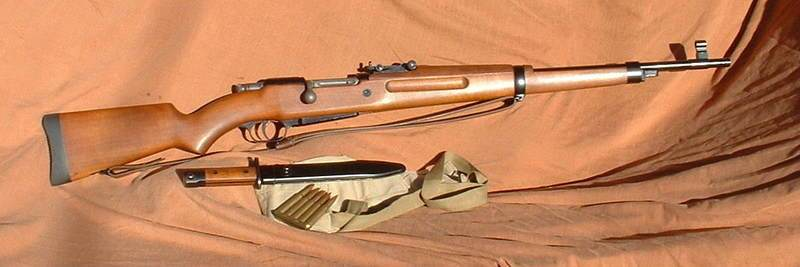 Atomic Age bolt-gun: the Madsen M47