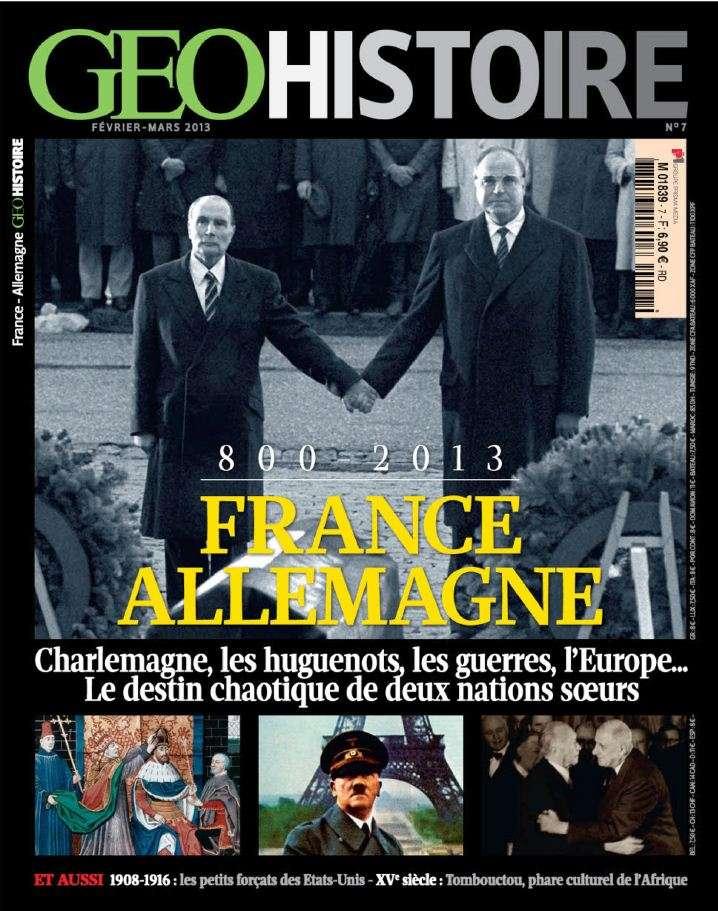 Géo Histoire N°7 Février Mars 2013