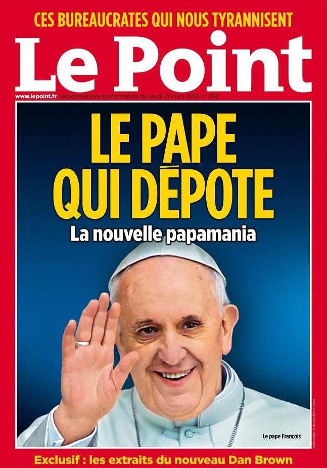 Le Point N°2114 du 21 au 27 Mars 2013
