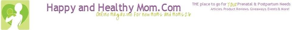 Happy and Healthy Mom.Com